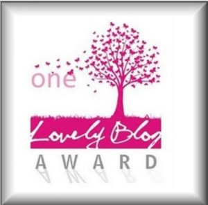 One Lovely Blog award. jpg