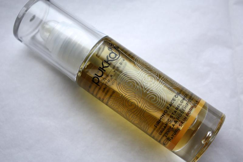 Pukka Ayurveda Firming Face Oil