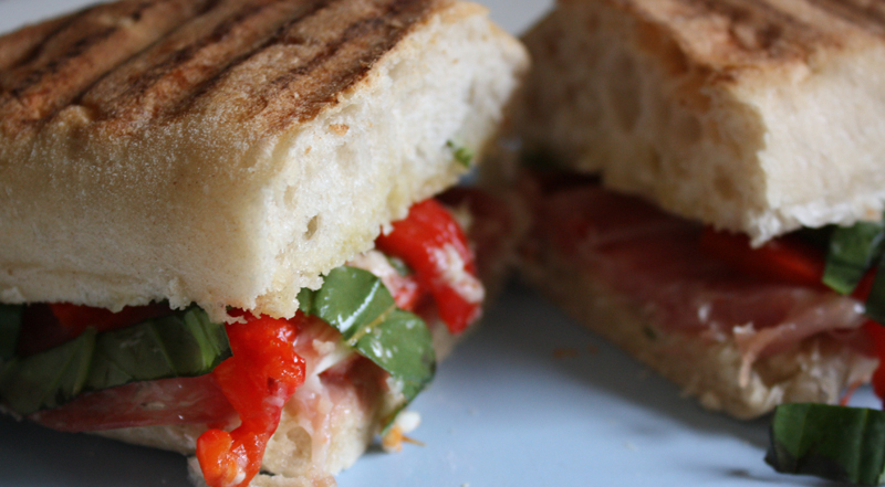 Antipasto sandwich recipe | Imagination is spicy