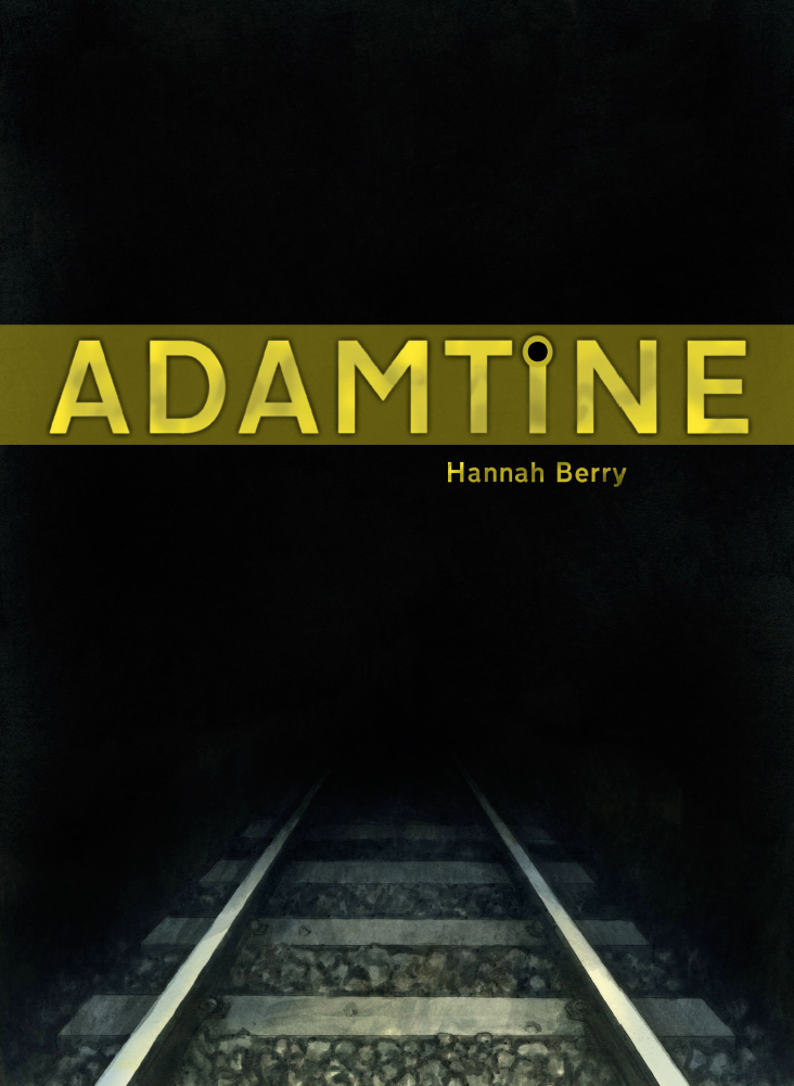 Adamtine - Front Cover