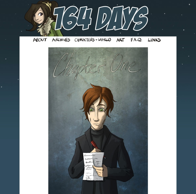 164 Days C1 by Kirsty Mordaunt