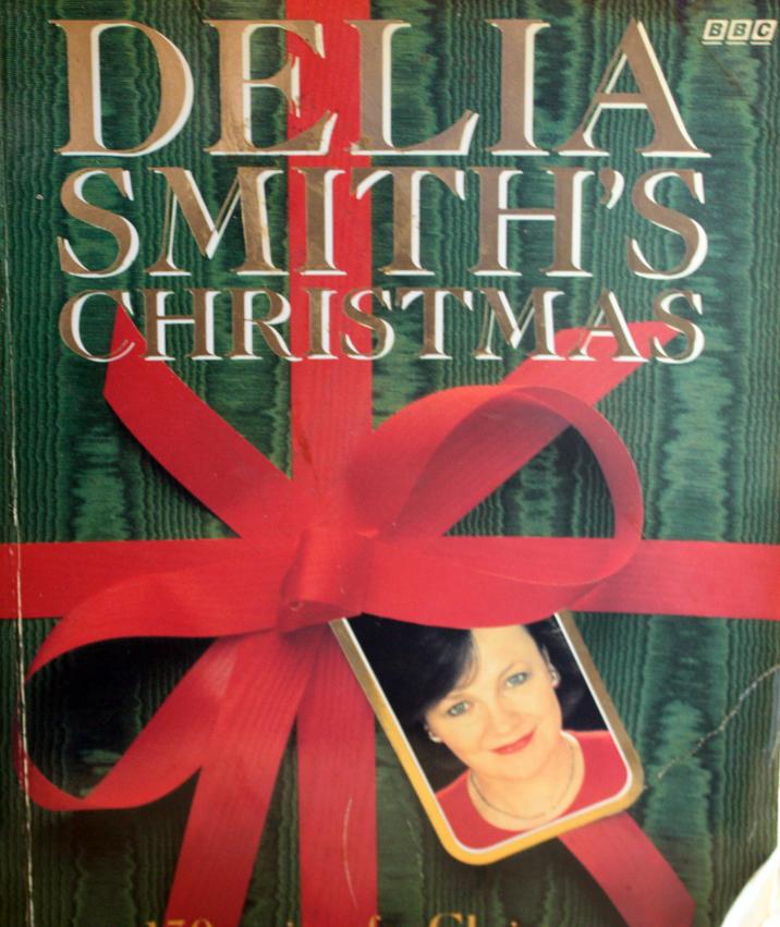 delia smith christmas dundee cake
