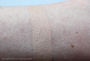 By Terry swatch in Fair Beige
